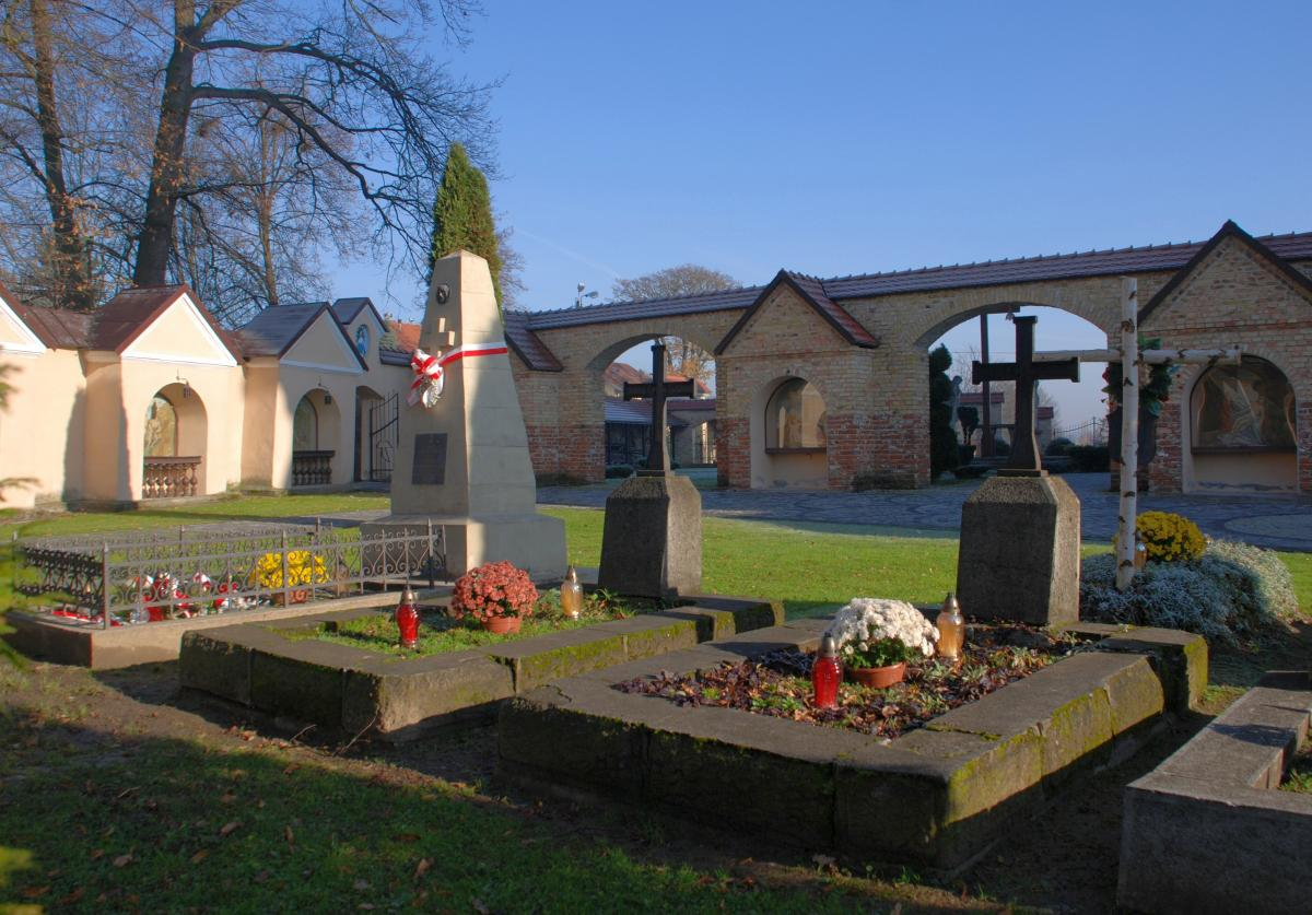 Wikipedia, Self-published work, World War I Cemetery nr 108 in Biecz