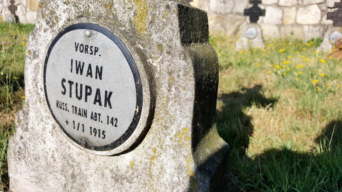 Wikipedia, Self-published work, World War I Cemetery nr 180 in Tarnowiec