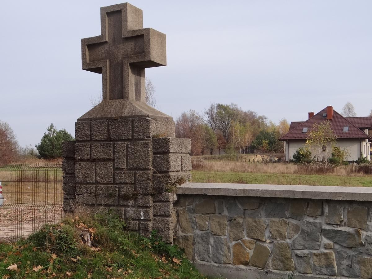 Wikipedia, Self-published work, World War I Cemetery nr 273 in Szczepanów