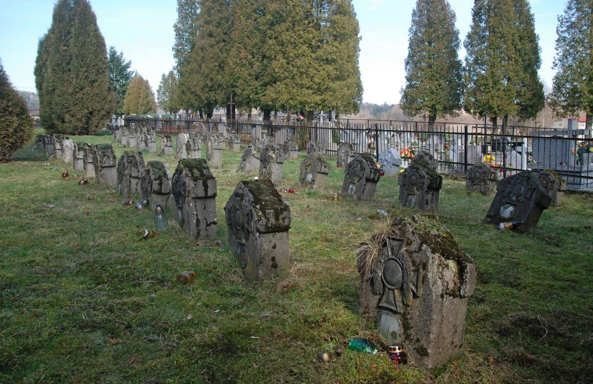 Wikipedia, Self-published work, World War I Cemetery nr 183 in Siemiechów