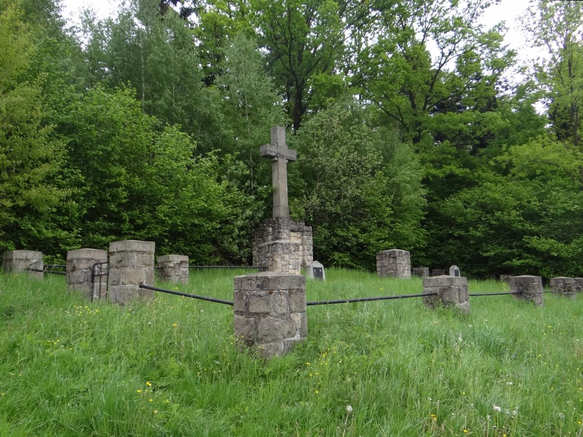 Wikipedia, Self-published work, World War I Cemetery nr 136 in Zborowice