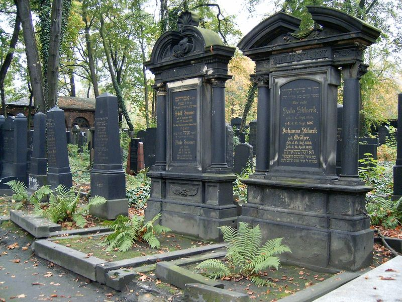 Wikipedia, Cultural heritage monuments in Poland with known IDs, Jewish cemetery in Bytom