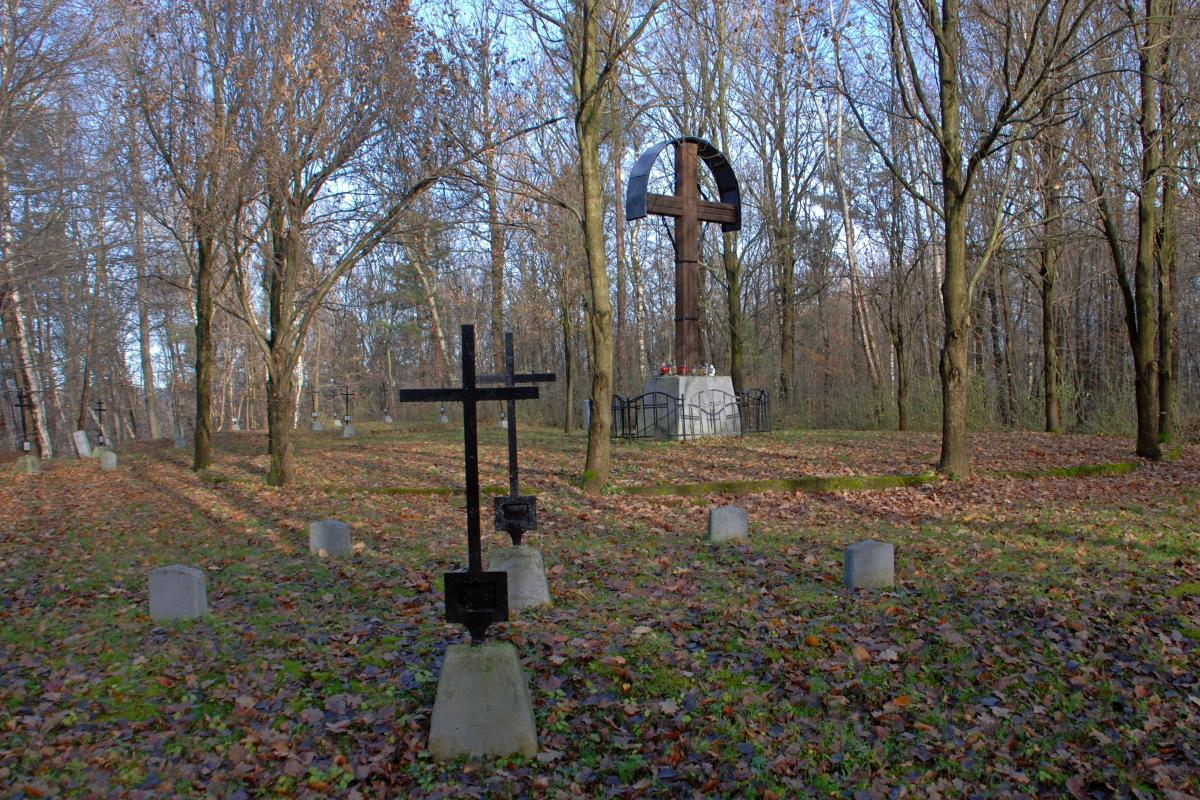 Wikipedia, Self-published work, World War I Cemetery nr 227 in Gorzejowa
