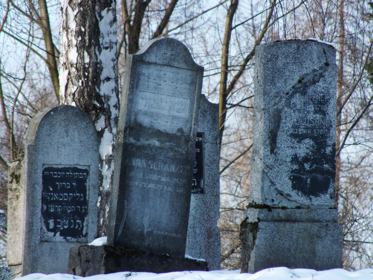 Wikipedia, Cultural heritage monuments in Poland with known IDs, Jewish cemetery in Wadowice, Self-p
