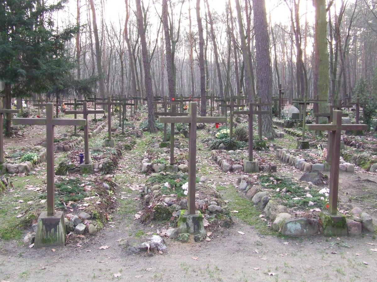 Wikipedia, Cultural heritage monuments in Poland with known IDs, Laski Cemetery, Self-published work